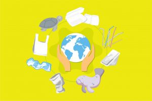 วิธีที่จะเป็นตัวช่วยในการลดขยะล้นโลก
